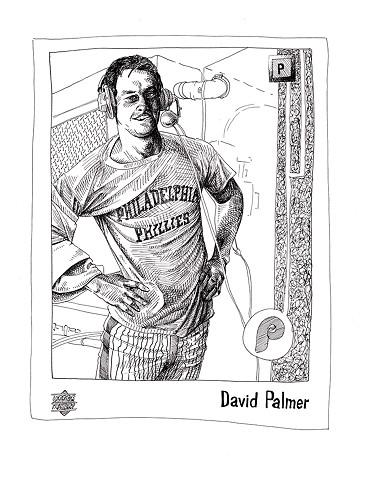 David Palmer (Upper Deck 1996)