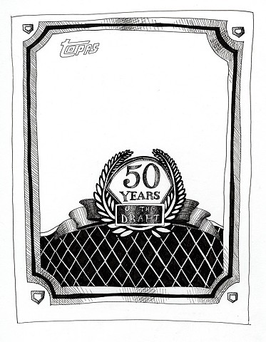 50 Years of the Draft (Topps 2014)