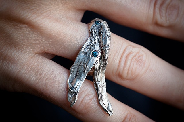 Flyway Wish Ring From the Flyway Collection