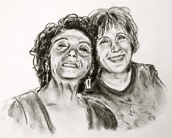 Anna & Marsha