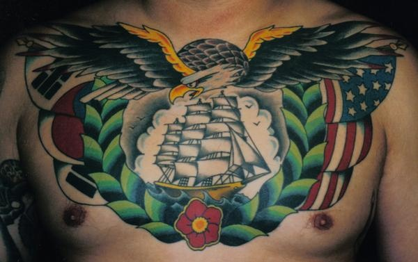 Doli's Traditional Chest Piece