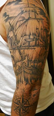 Nautical Sleeve