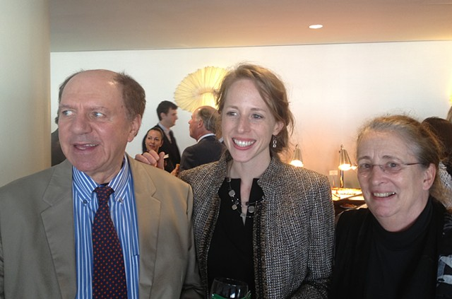 Ann and Bill and Marion Pressley, Bill Russell Legacy Project Landscape Architects