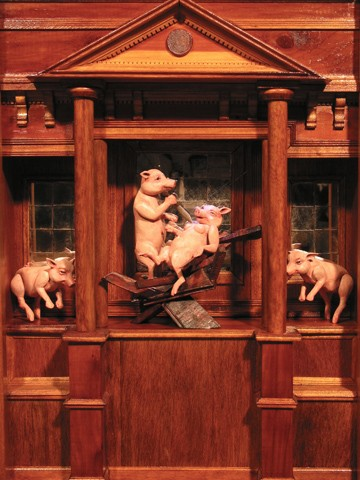 The Ecstasy of Pigs