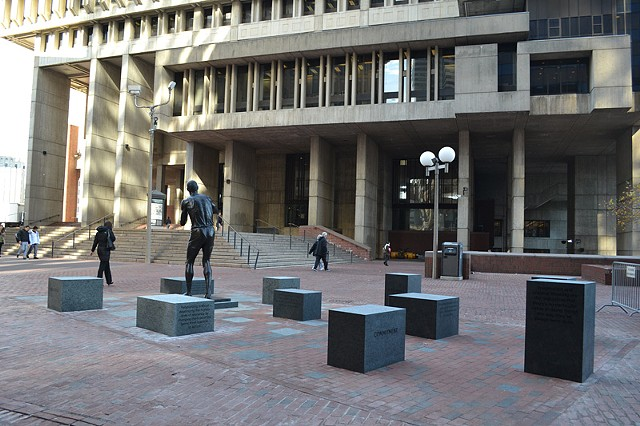 The Bill Russell Legacy Project at Boston City Hall
