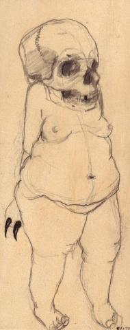 Naked Lady #5