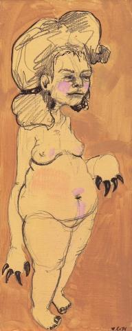 Naked Lady #1