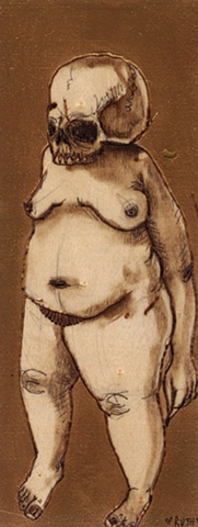 nekkid lady #14