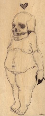 Naked Lady #6