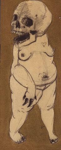 naked lady #8