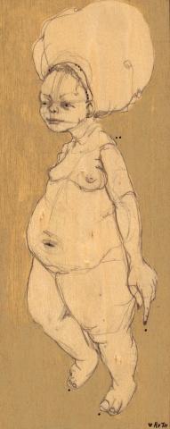 Naked Lady #3