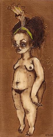 nekkid lady #8