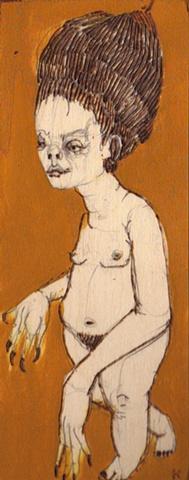 naked lady #9