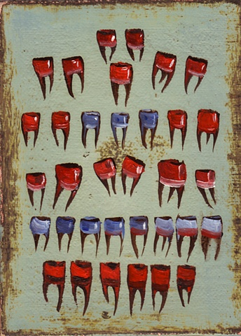 Tooth painting  23
