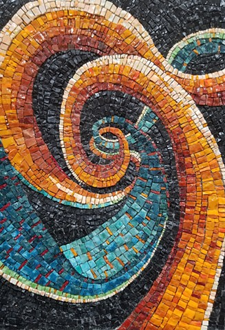 David Chidgey Art Glass Mosaics San Antonio