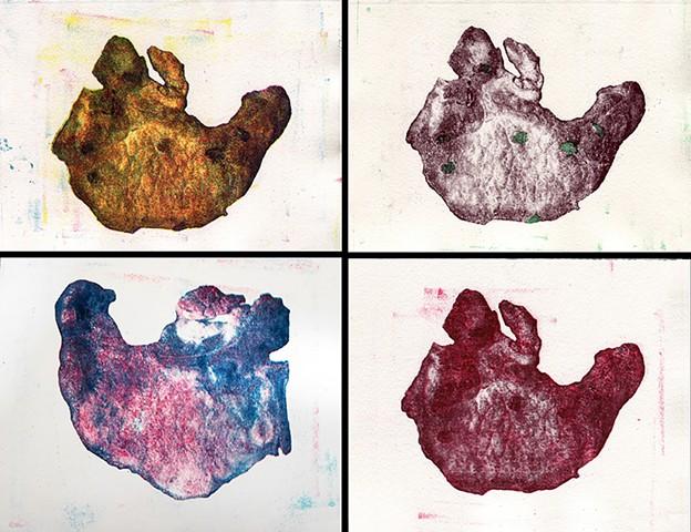 Four Porkchops