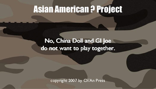 China Doll and GI Joe