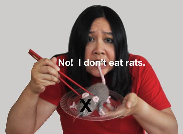 I Don't Eat Rats