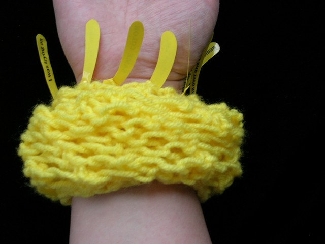 Yellowskin Bracelet