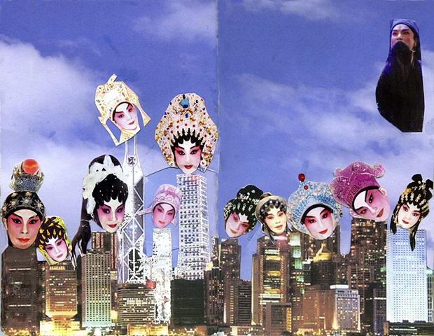 Hong Kong Collage 3