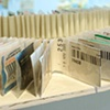 Exhibition View 5: Detail of Barcode