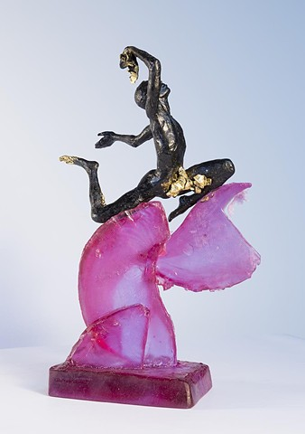 dancer figure sculpture