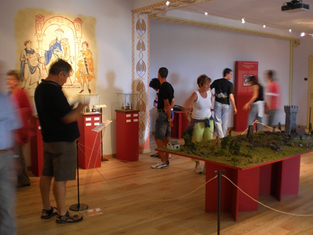 Frassinoro Castle (Castello di Frassinoro), Opening of Medieval Weapons Show