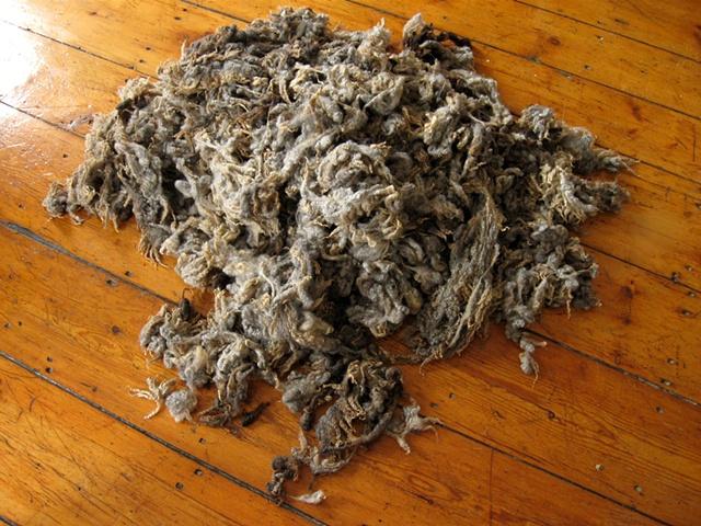 Washed Fleece