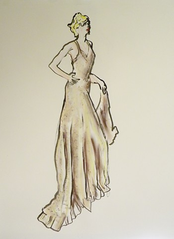 Fashion Illustration 4