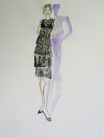 Fashion Illustration 3