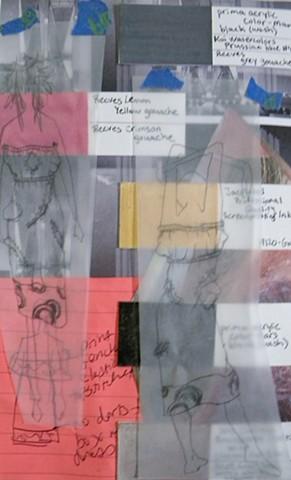 Fashion Design Sketchbook 33