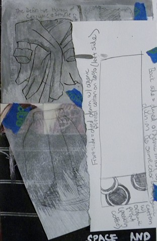 Fashion Design Sketchbook 27