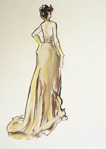 Fashion Illustration 6