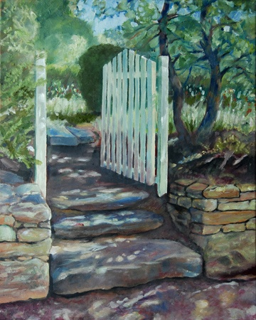 The Back Gate