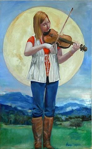 Fiddler Girl