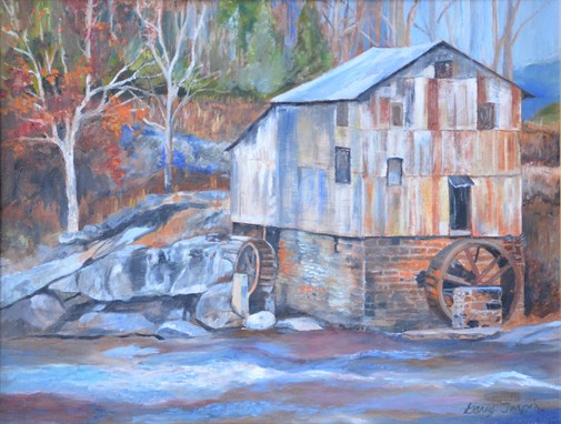 Anderson Mill Fall