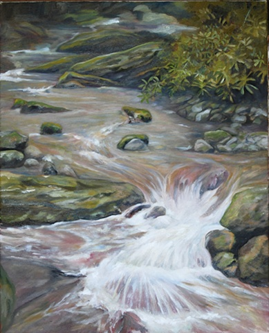 Spirit Waters III