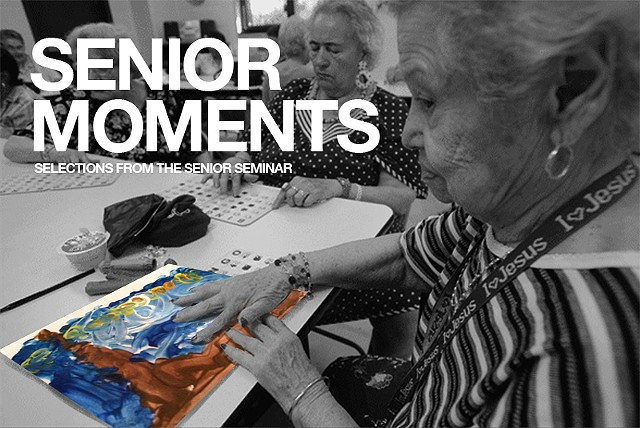 Senior Moments: Selections from the Senior Seminar