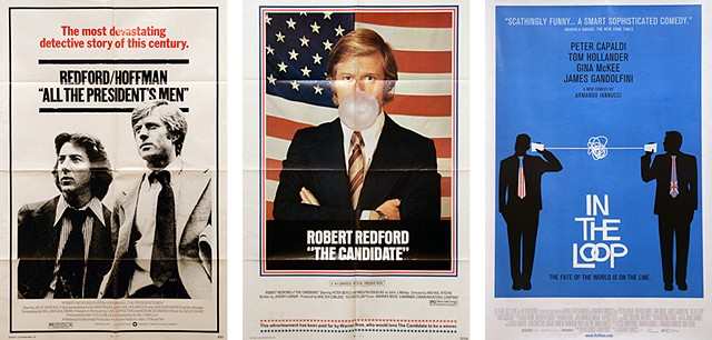 Movie Poster Exhibit Pulls from Politics 0 By Tom Stoelker on November 3, 2016
