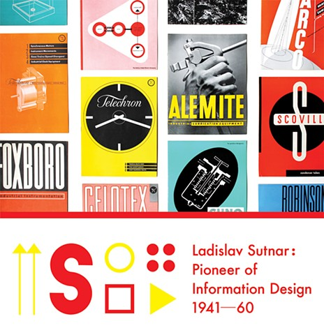 Ladislav Sutnar: Pioneer of Information Design