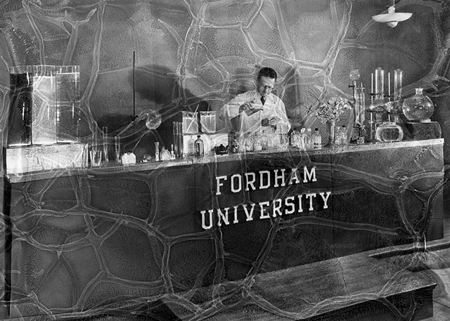From the Archives: Photographs by William Fox from the Fordham University Archives and Special Collections