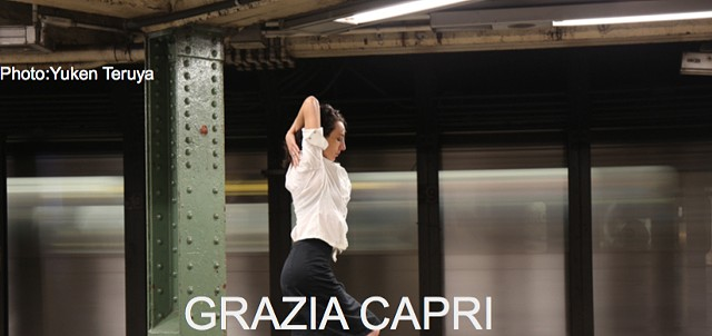 New York Italians Art-Dance Performance: GRAZIA CAPRI