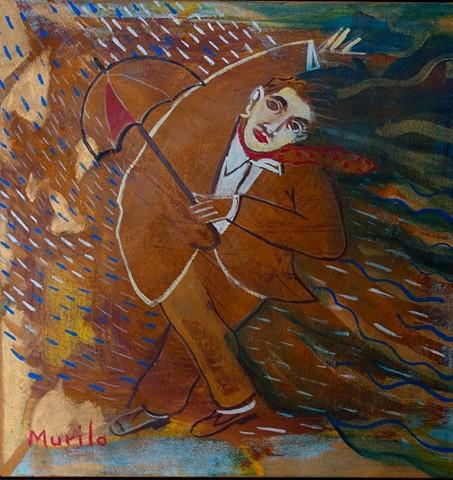 MURILO,  BAHIA, PAINTINGS. modern contemporary art.