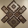 The Asymmetric kaleidoscope