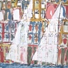 Sails at Salvador