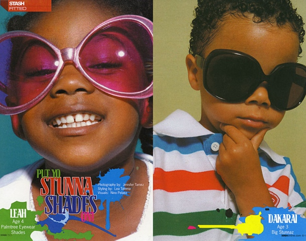 Stunna Shades Stash Magazine