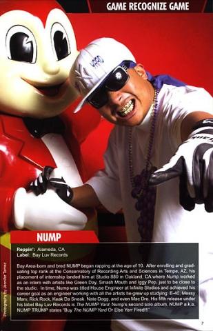 Nump Ruckus Magazine