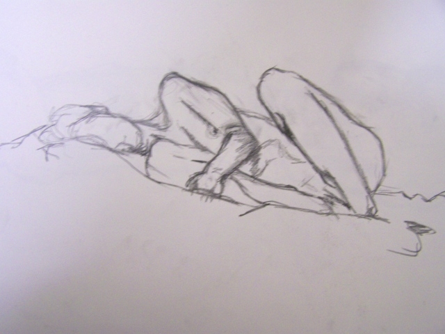Crouched II