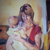 Mother and Child series