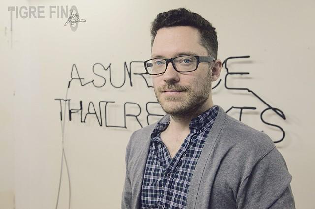 artist Jason Kunke